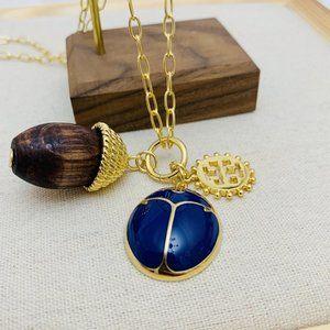 Tory Burch Winslow necklace